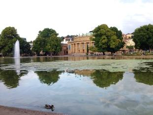 Oberer Schlossgarten (Top Castle Garden)
