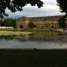 Schlossgarten - Stadt Stuttgart