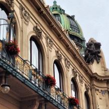 Archetecture Prague