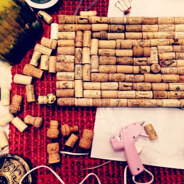 Crafting with Wine