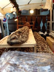 Longest bread loaf ever