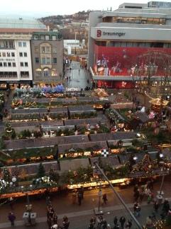 Stuttgart Christmas Market forbetterorwurst.com