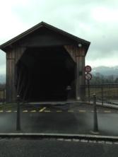 Bridge to Switzerland