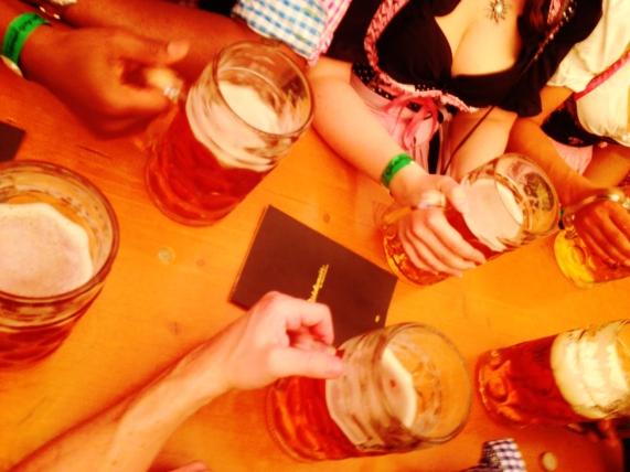 Beer! Spring Fest Stuttgart  forbetterorwurst.com