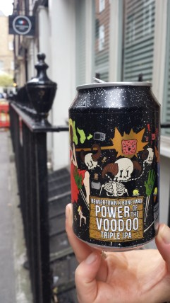 London Beer VOODOO