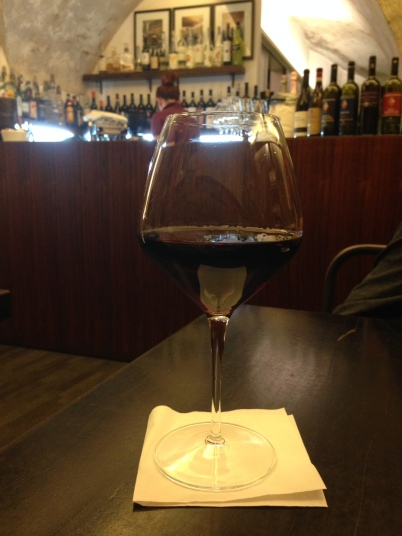 Wine in Bellagio Italy