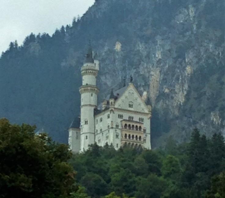 Neuschwanstein Castle forbetterorwurst.com