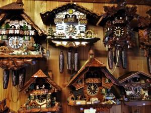 clocks cuckoo triberg