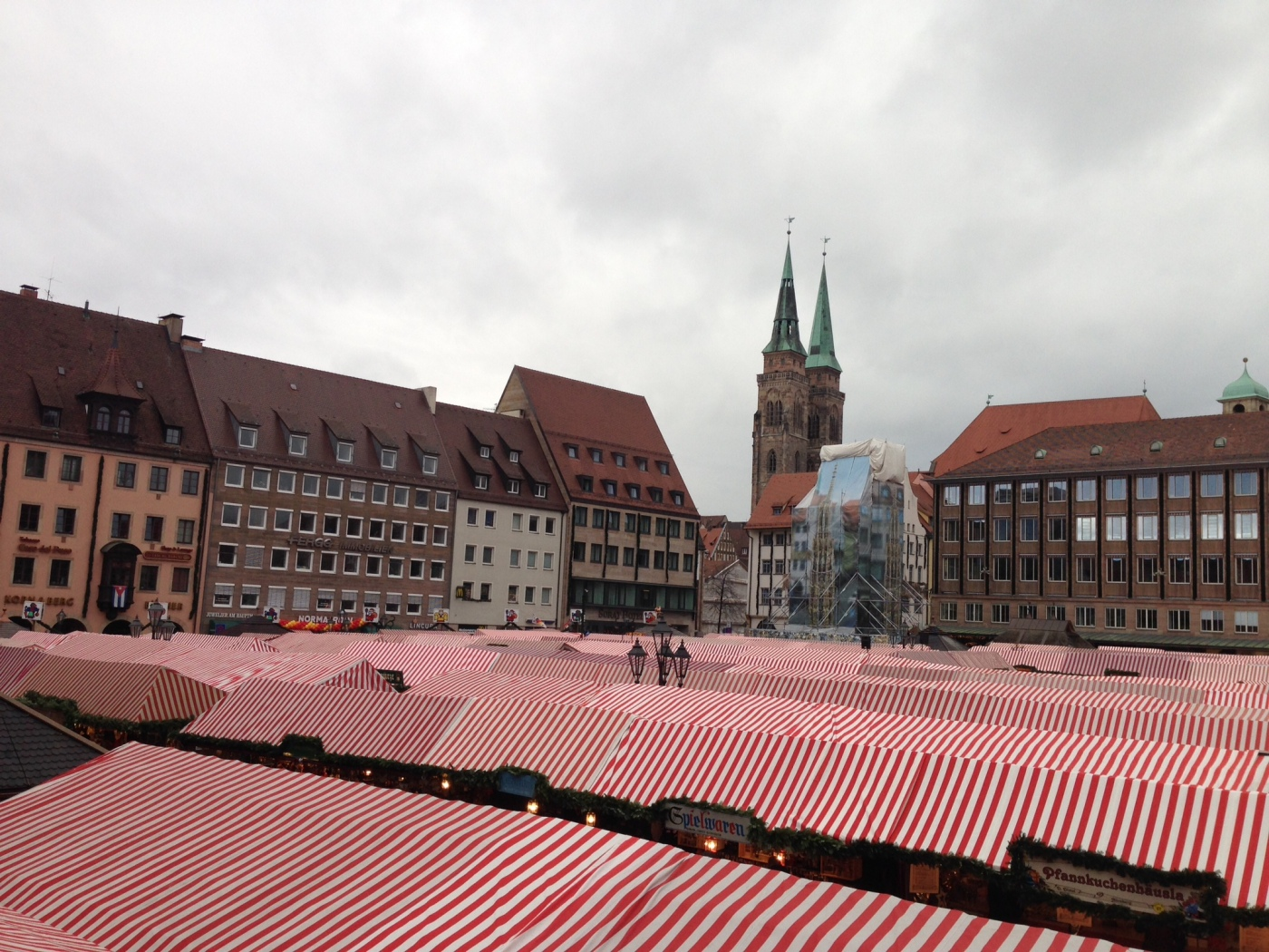 Nuremberg Christmas Market – Travels Through Europe