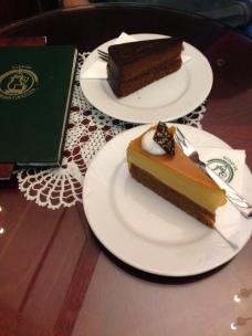 cake in Buda - Budapest