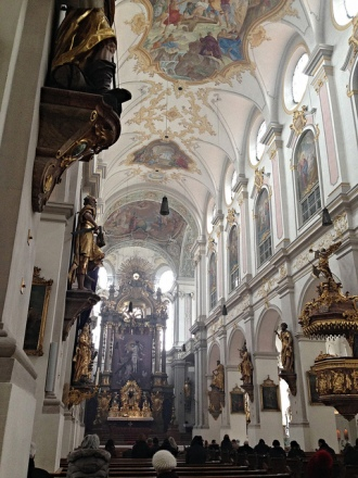 munich church 2016