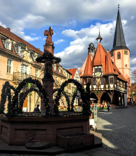 Michaelstadt Easter 2017