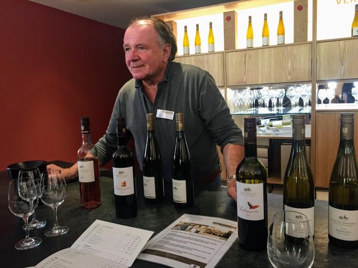 Wine Tasting Kloster Eberbach
