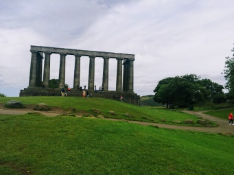 calton hill by hdw 1