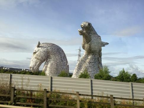 War Memorial to horses