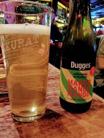 Mango Mango Mango Beer